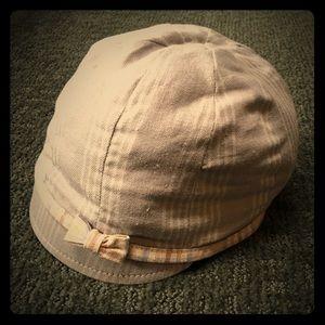 Goorin Bros cotton cloche cap style hat